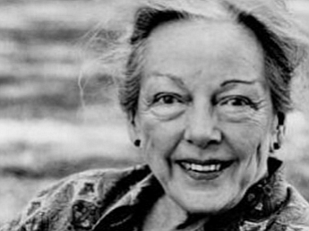 M.F.K. Fisher -  began writing about food and eating before it was chic.