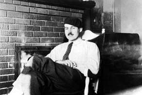 """Hemingway in Paris - """"he changed the way people wrote"""""""