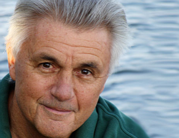 """John Irving: """"I don't know that one's writing comes out of an experience so much as of an age."""""""