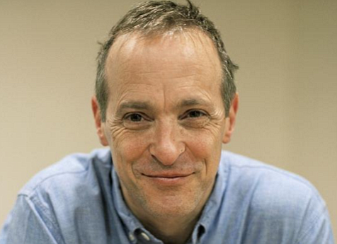"Sedaris: ""Right now I'm on the third floor, so I could hurt myself but I wouldn't kill myself."""