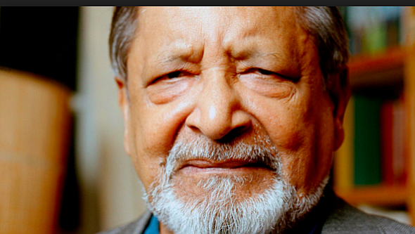 Naipaul. It was 6:30 on the West Coast. Mr. Naipaul answered the telephone. He asked in peevish tones who I was and why I was calling.