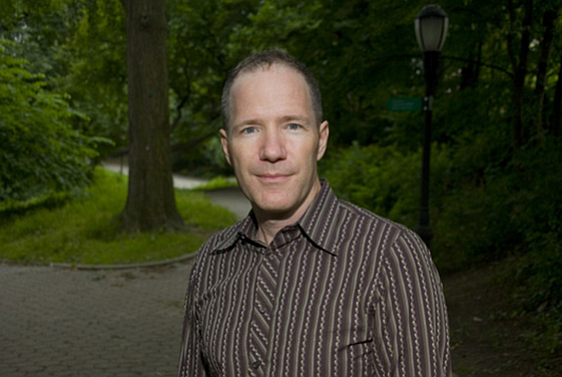"""Rick Moody: """"It was an incredibly fertile time to be at Brown University. I could reel off six or eight people in my class, or the class above me, who won National Book Awards."""""""