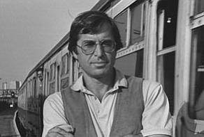 Paul Theroux - met Naipaul in east Africa in 1966