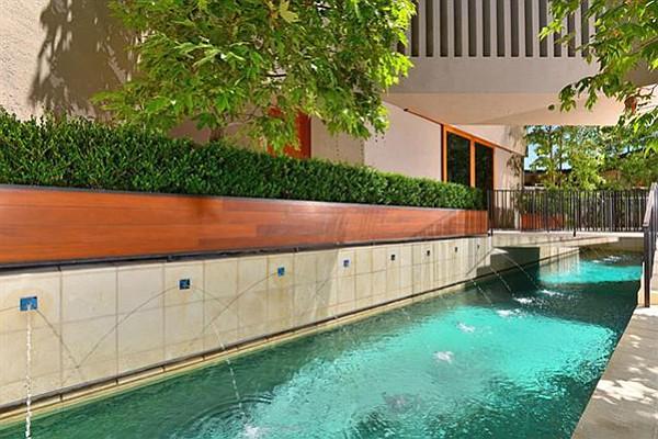 65-foot lap pool
