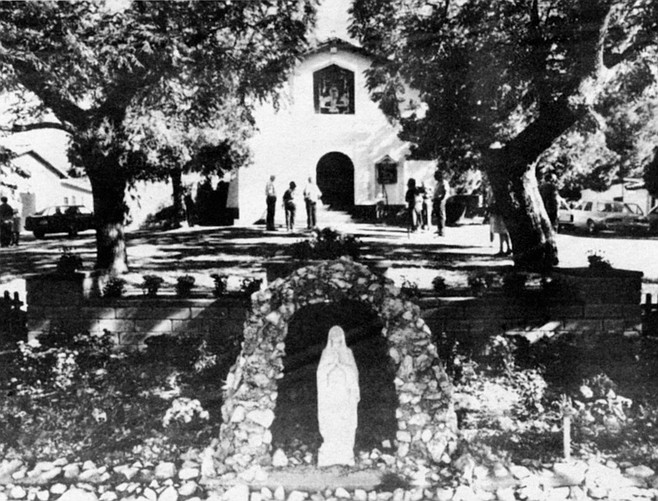 Mission Santa Ysabel. In 1928 Father La Pointe, a Canadian missionary who had been at Santa Ysabel since 1903, began building a new mission there.