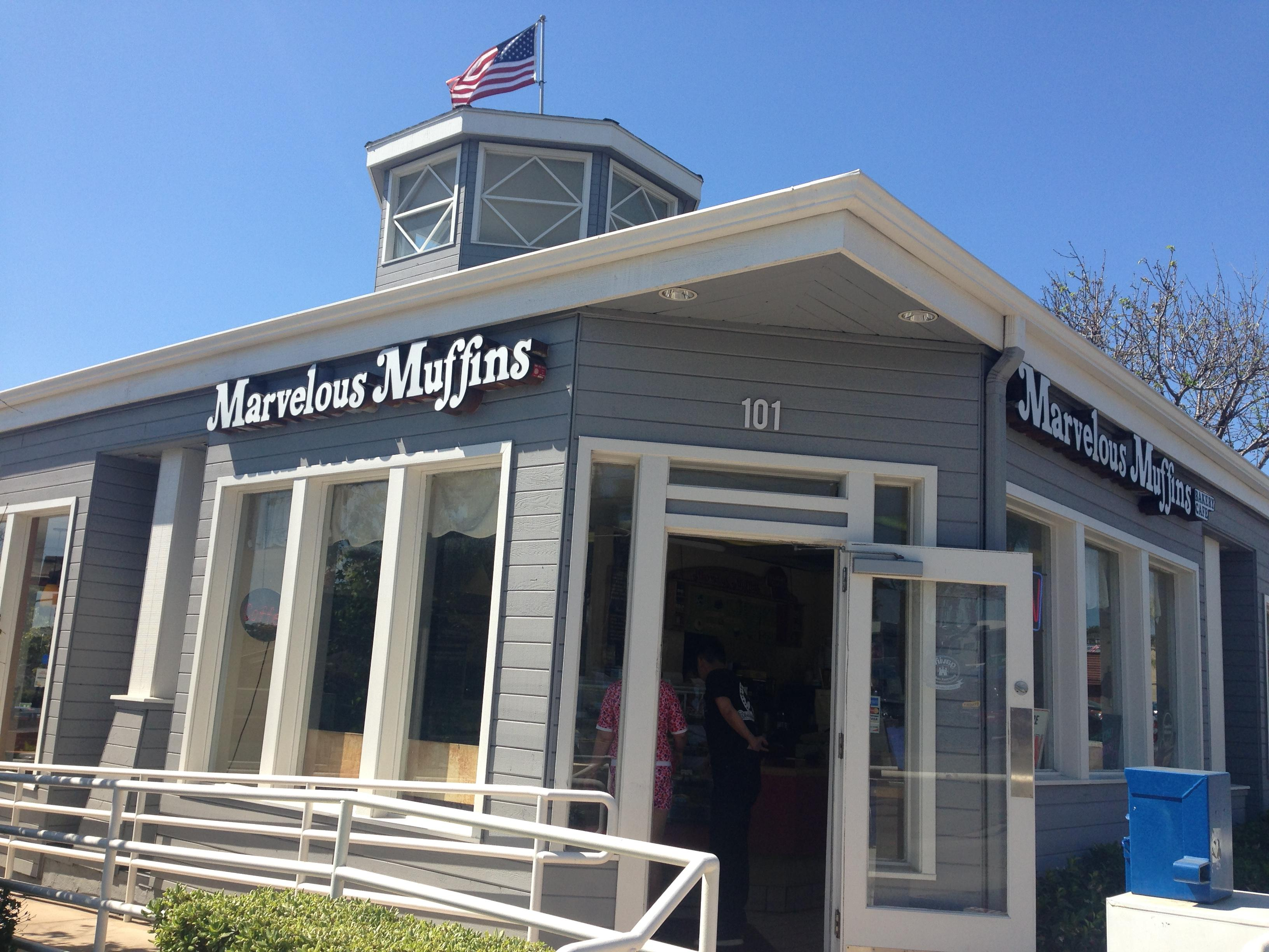 A simple muffin shop endures in Shelter Island.