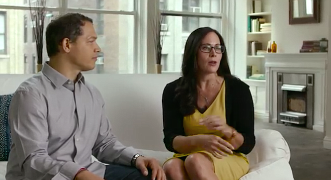 Malcolm CasSelle and Anne Vasquez talk artificial intelligence and monetization in the tronc video.