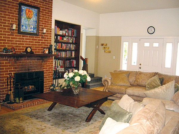Generate Hope Living Room
