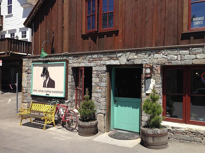 The Truckee location of San Diego company Dark Horse Coffee Roasters
