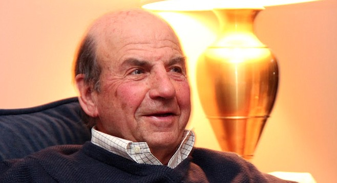 """Calvin Trillin: """"Had my father read Fitzgerald, he might have decided I should go to Princeton."""""""