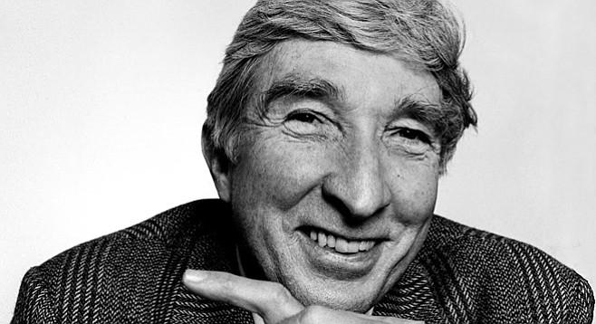 John Updike inherited a sense of sorrow and a kind of hopelessness.