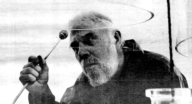 Harry Partch was a hell-raiser, an iconoclast, a hobo, a visionary, a Bacchic monk, a schizophrenic (some say), a mass of complexities (or contradictions, some say), a dove and a great white shark.