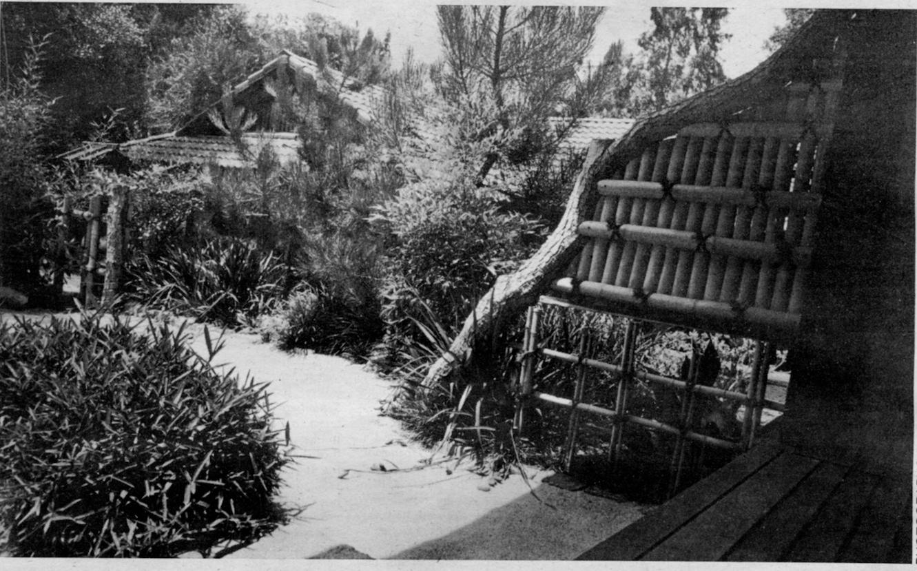 Takendo Ariis Classic Japanese Garden At The Golden Door -1794