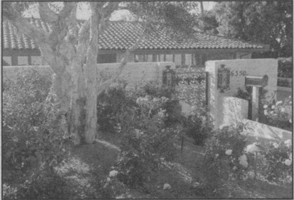 Simms property at 6350 Camino de La Costa, La Jolla
