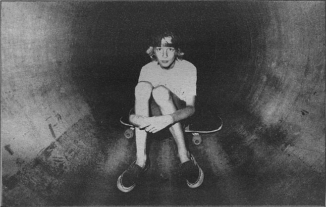 Tony Hawk. Brittain's photos have helped to make skate stars out of many San Diego locals, among them Billy Ruff, Ken Park, Tony Hawk.
