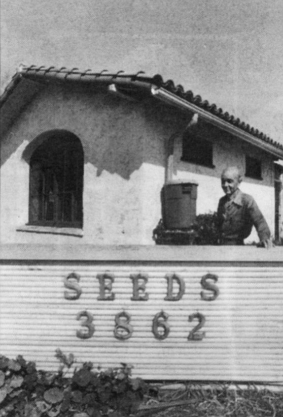 When Ledgerwood brought his young bride here in 1933, he'd already bought and paid for his oceanfront lot. It had cost $1750 — a small fortune during the Depression. But the lot was on Highway 101.