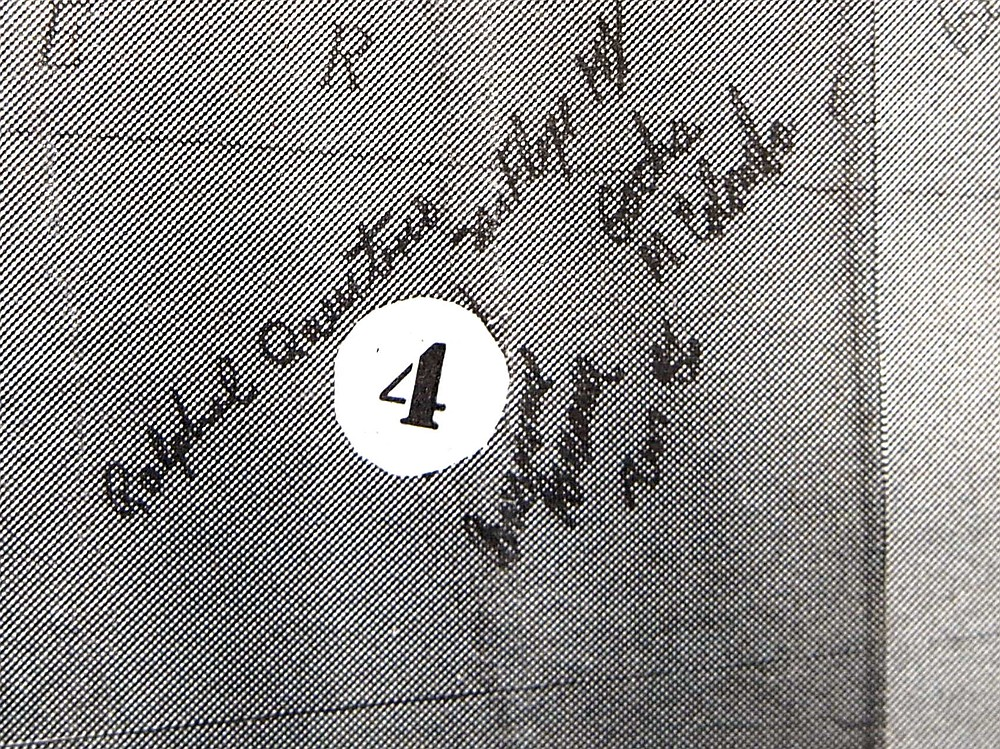 "This note refers to a drug deal Quintero and Gacha did together in 1986 that Plumlee says ""must have been related to the contras, since I was involved."""