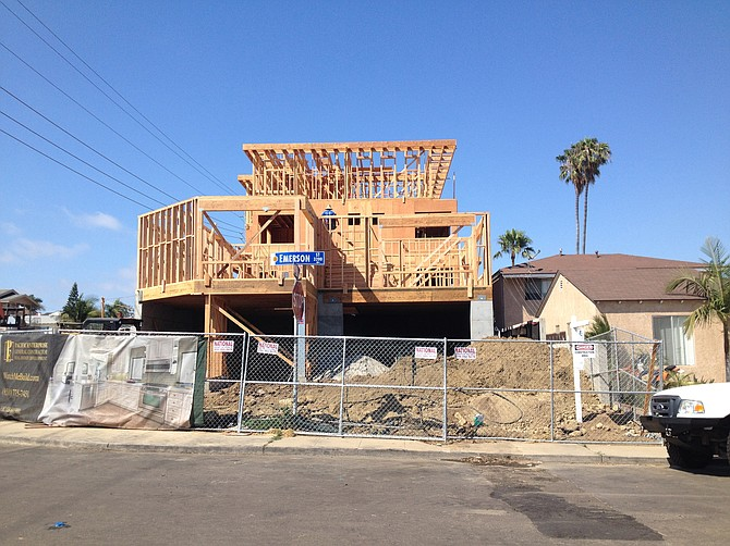 The second duplex gets a second story on June 22.