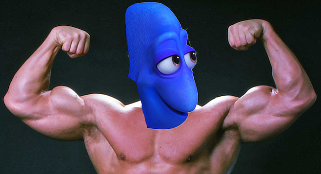 It looked bad, but everything's hunky Dory.