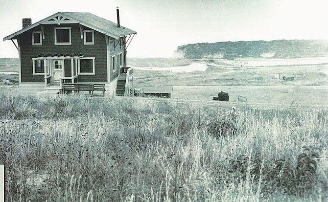 J Frank Cullen's house, c. 1911