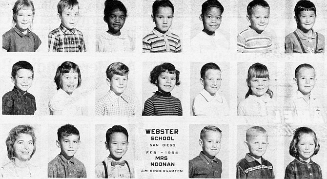 Second row, third from left, Carey Pico; far right, Jeff Ousley; bottom row, third from left, Keny Quon