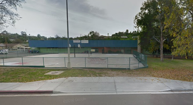 The Evangeline Roberts Institute of Learning, inside the Boys & Girls Club of San Diego, located at 6785 Imperial Avenue
