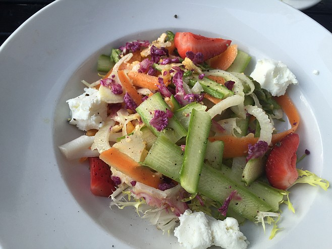 Cruda salad