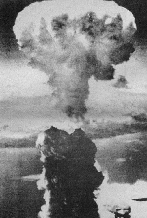 Just after noon on August 9, 1945, 30% of the city of Nagasaki, Japan, was obliterated by an atomic blast.