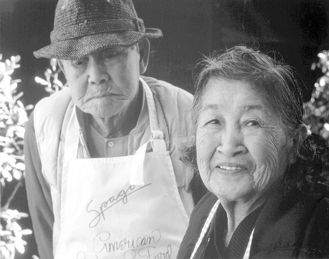 Junzo, Hatsuyo, and their six children were sent to an internment camp in Poston, Arizona. They learned that the man back in Carlsbad had sold everything and pocketed the proceeds.