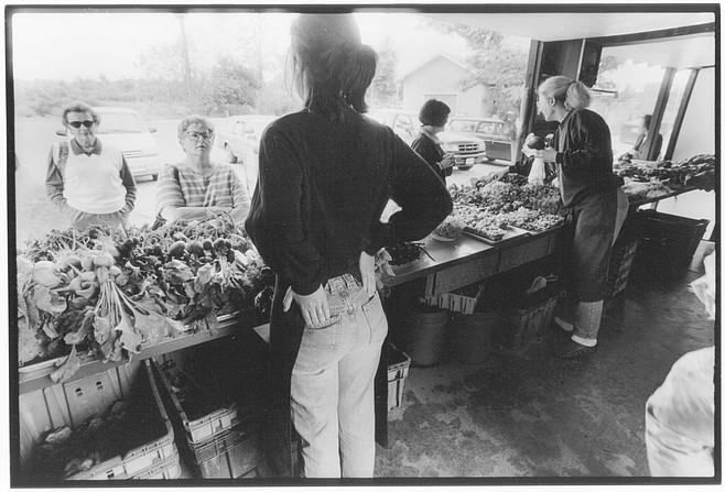 Everything changed in the summer of 1969, the year the Vegetable Shop opened.