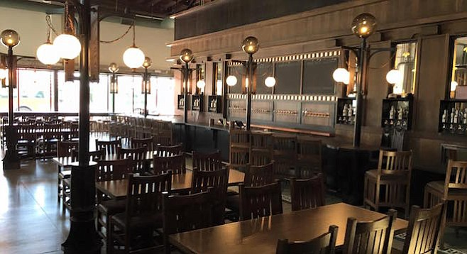 North Park Beer Co., one of the most anticipated launches of the year, is now open for business.