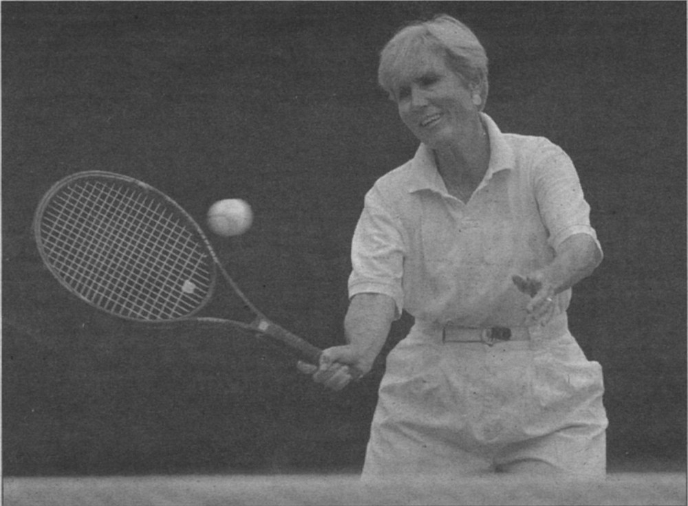 """At the La Jolla Recreation Center, Karen Hantze Susman came under the wing of Eleanor """"Teach"""" Tennant, a legendary instructor who had coached San Diego's greatest player ever—Maureen """"Little Mo"""" Connolly."""