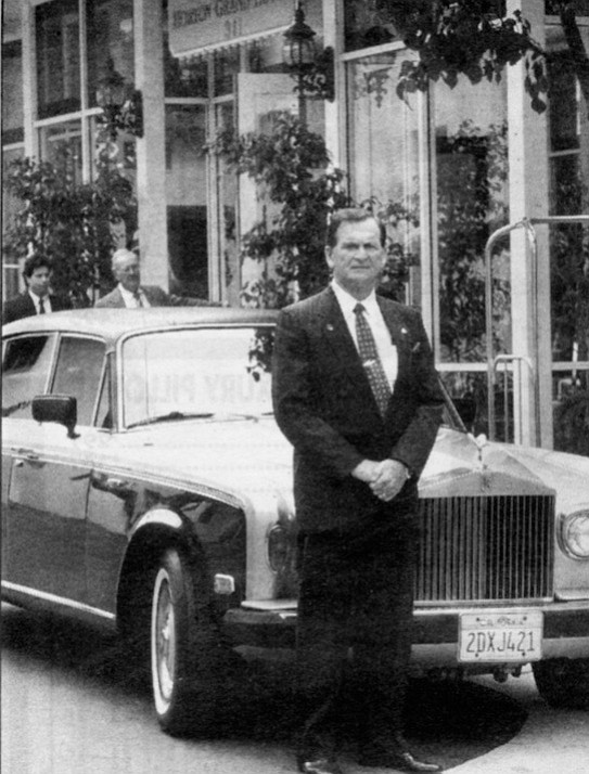 John Rose was the first Toyota dealer in the continental United States.