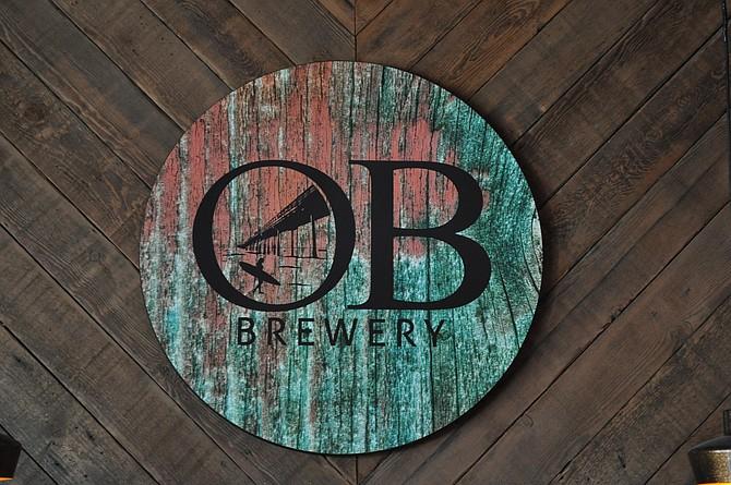 A very O.B. brewery logo