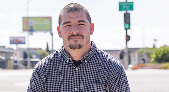 New Life Church's pastor, Jordan Valverde