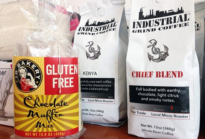 Industrial Grind now offers its small batch coffee and gluten-free baked goods at four locations throughout San Diego.