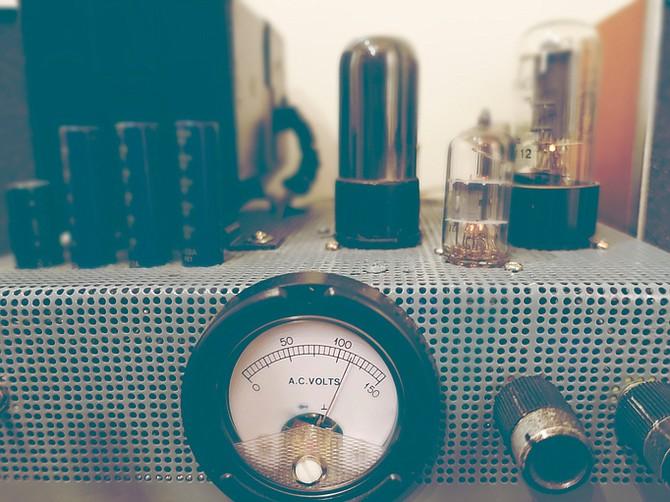 Audiophile tube amplifier