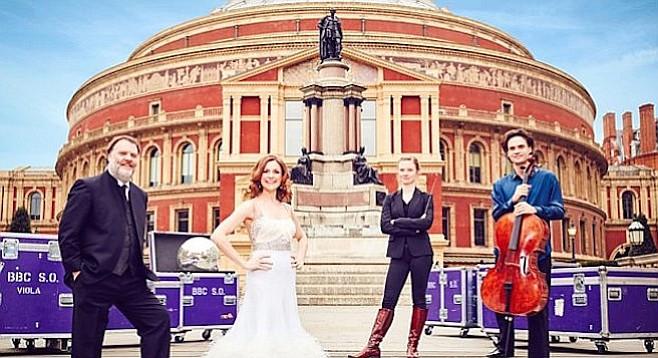 The Proms 2016