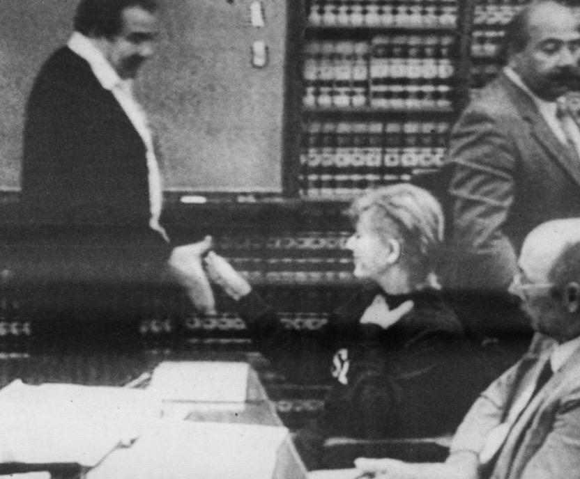 Witness Eddie Aladray (left), Wilkening (center)