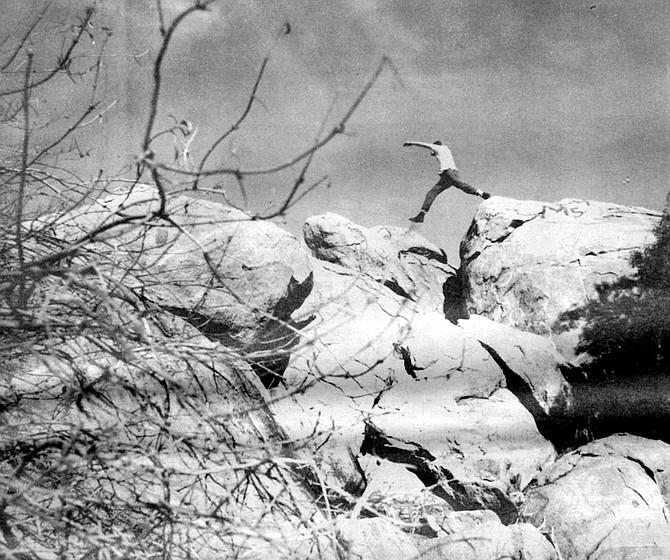 Dead Man's Rock, El Cajon - Image by Robert Burroughs