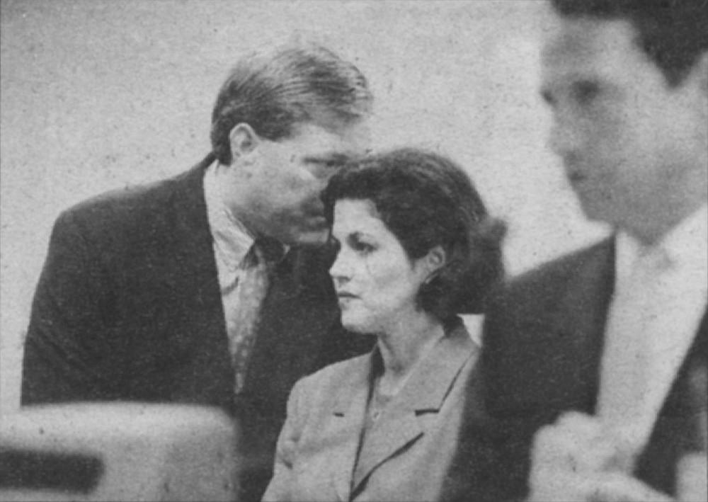 Jack ford, Susan Golding, Jerry Parsky