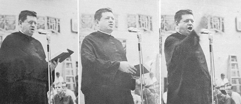 Father Joe Aherne