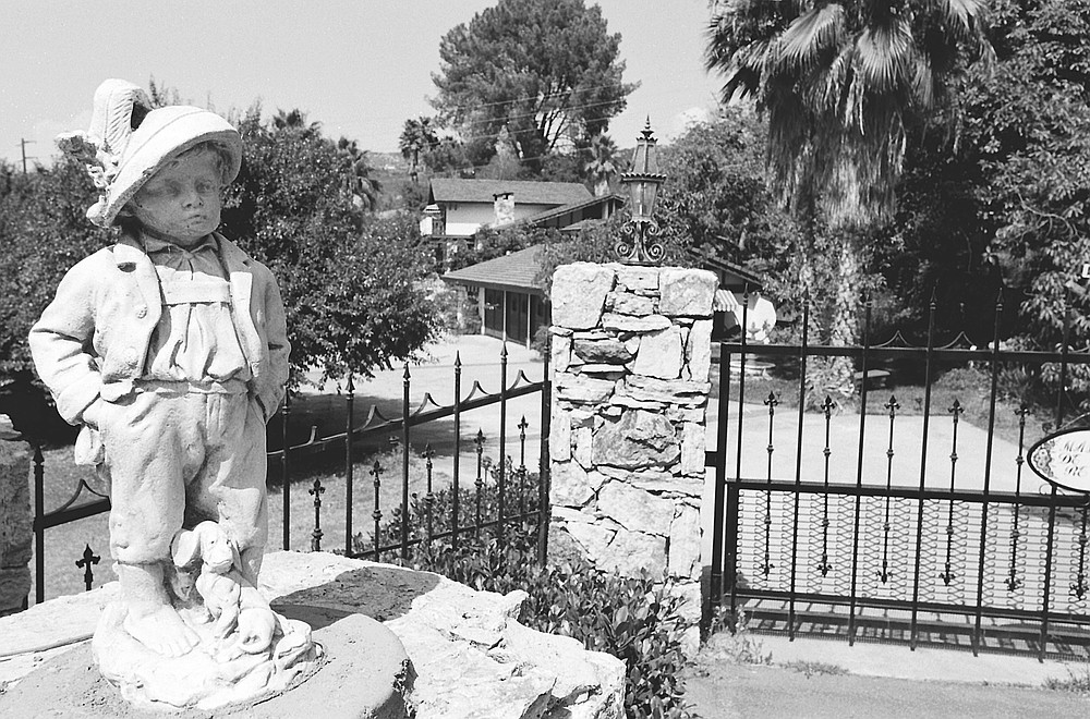 "Granite Hills. Davis believes a stereotype exists of the ""East County boy in a cowboy hat and a pickup truck."""