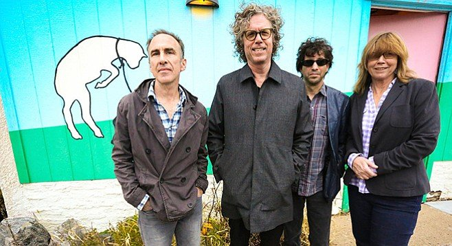 Belly Up stages Americana mainstays the Jayhawks on Sunday.