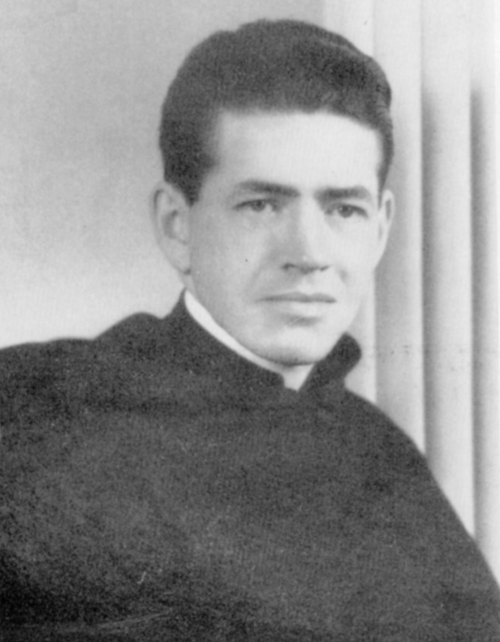 Father Aherne in his youth