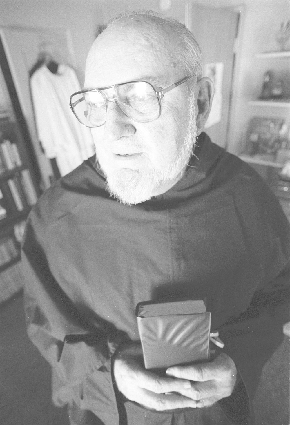 Father William Sullivan: One cause for the vote of no confidence was Aherne's remoteness. He saw Aherne submerged in civic duties, leaving him isolated from many men in the monastery.