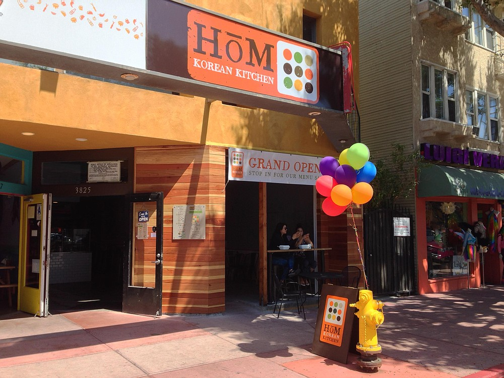 San Jose restaurant Hōm opened a Hillcrest location in June.