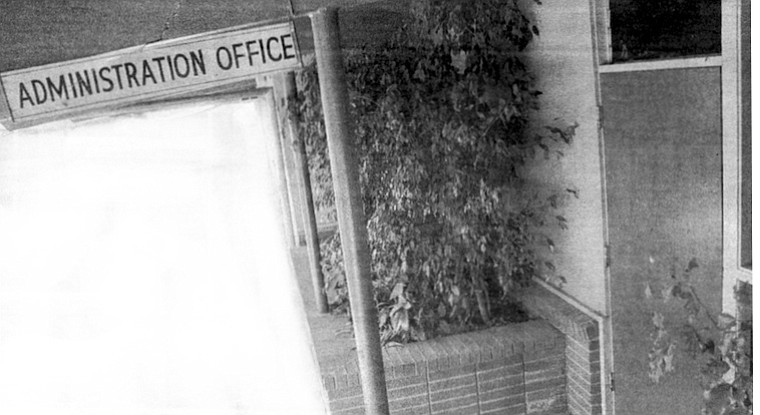 Principal's office, El Capitan High School. In the early morning of January 24, 1990, Perdue, 18, walked outside the door to the principal's office, took out a handgun, and killed himself with a gunshot to the head.