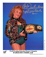 FABULOUS MOOLAH MENTION!