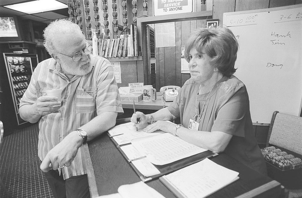 Bob and Nikki Cloper